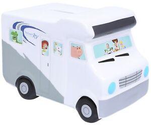Porcelain Moneybox Camper Van Toy Story 4 Jessie's Campground Adventure