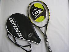 "Dunlop Biotec Frontenis Racchetta da tennis & COVER 100% in alluminio 27"" pollici"
