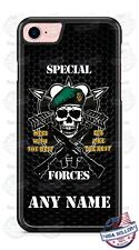 Special Force with Name or Text Phone Case Cover For iPhone Samsung LG Google