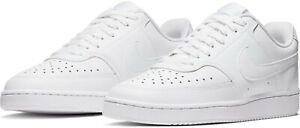 Nike Sportswear »Wmns Court Vision Low« Sneaker, Gr.46, leder