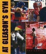 At Gleason's Gym by Ted Lewin (2007, Hardcover)