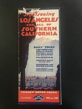 Tanner Motor Tours The Gray Line Sightseeing Los Angeles And Southern California