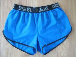 Running shorts, gym, sports, beach. Everlast.