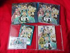 MIKU HATSUNE CD + CARD, MASCOTS & STICKER/ EXIT TUNES PRESENTS Vocalonation feat