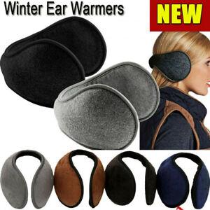4 Farben Unisex Winter Ohrenschützer Earmuffs Ohrwärmer Ohrschützer Ohrenwärmer