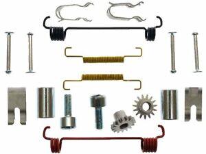 For 2014-2017 Ram ProMaster 3500 Parking Brake Hardware Kit Raybestos 39619DX