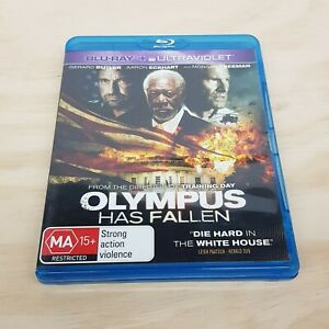 OLYMPUS HAS FALLEN (2013) Blu ray Inc Special Features (Tracked Post)