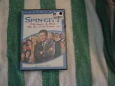 Spin City - Volume 2 (DVD, 2003) Michael J. Fox All Time Favorites, 2 disc NEW