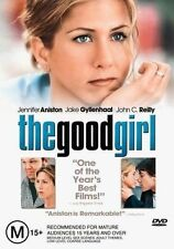 The Good Girl (DVD, 2005) Jake Gyllenhaal, Jennifer Aniston, John C. Reilly