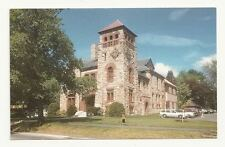HOLDEN MA Gale Free Library Massachusetts Postcard