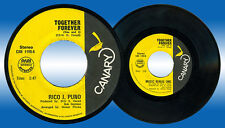 Philippines RICO J. PUNO Together Forever OPM 45 rpm Record