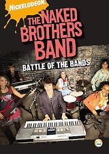The Naked Brothers Band - Battle of the Bands (DVD, 2007)