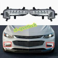 For Chevrolet Malibu 2016-2018 LED DRL Daytime Running Light/Front Fog Lights