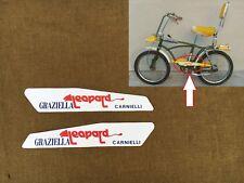 Kit adesivi stickers copricatena Graziella Leopard Carnielli