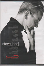 STEVE JOBS (DVD, 2016) NEW