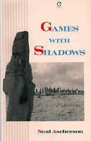 Games with Shadows by Ascherson, Neal, Good Used Book (Paperback) FREE & FAST De