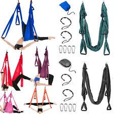 Aerial Yoga Swing Anti Gravity Sling Hammock Indoor Inversion Prop Fitness Tools