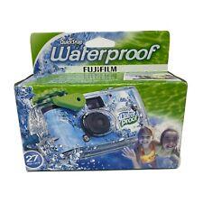 Fujifilm Quick Snap Waterproof 35mm Disposable Single Use Underwater Camera