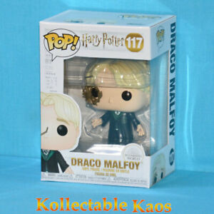 Harry Potter - Draco Malfoy with Whip Spider Pop! Vinyl Figure #117