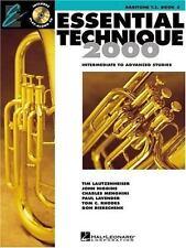 Essential Technique 2000 (2002, Paperback) BARITONE T.C.