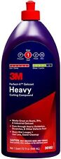 3M Perfect-It Gelcoat Heavy Cutting Compound Boat Marine RV, 36102, 946 mL