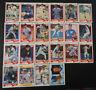 1990 Fleer New York Yankees Team Set of 22 Baseball Cards Missing 4 Cards