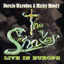 Snakes The - Live In Europe NEW CD