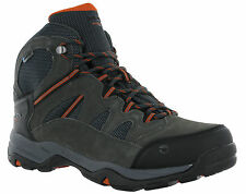 Hi-Tec Bandera Wide Boots Waterproof  Leather Lace Walking Hiking Trail Mens