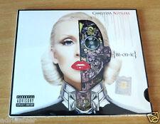 Christina Aguilera - Bionic CD Digipack (2010) Rare Album Romania Edition Sealed