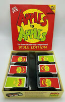 Apples to Apples Bible Edition Complete Board Game EUC