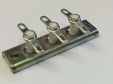 3 WAY IN CERAMICA STAND-OFF TAG connessione morsetto morsettiera Jackson BROS (x1) fbb22V