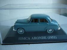 SIMCA Aronde 1/43 de 1951