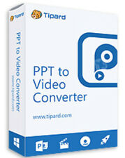 ⭐Tipard PPT to Video Converter | 1 year License | Windows | Downoload⭐