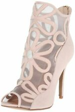 Chinese Laundry Women's Jaiden Bootie, Pale Nude Suede,  8.5 M US