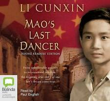 MAO'S LAST DANCER BY LI CUNXIN (CD-Audio 2006) BRAND NEW -YOUNG READER'S EDITION