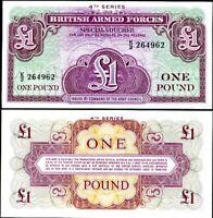 Great BRITAIN BRITISH 1 POUND 4th 1962 P M36 UNC LOT 5 PCS