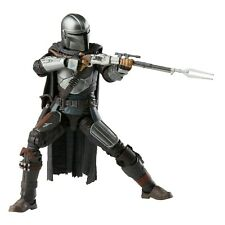 Star Wars Black Series The Mandalorian Beskar Armor 6 Inch Action Figure LOOSE