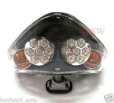 FOR 00-09 HONDA CBR 125 150 125R 150R 250R MOTORCYCLE REAR TAIL LAMP LIGHTS LED
