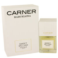 Sweet William by Carner Barcelona 3.4 oz EDP Spray Perfume for Women New in Box
