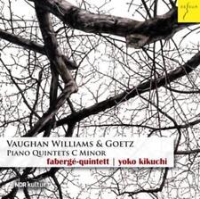 Faberge - Quintett - Klavierquintette C - Moll - CD NEU