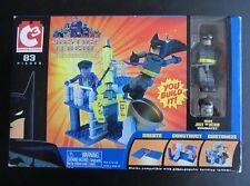 DC C3 Construction Justice League Chemical Warehouse Battle Joker & Batman