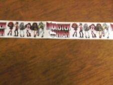 Anchura de 2 Cm Nuevo Monster High Cinta de Grogrén un metro