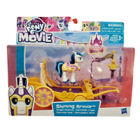 My Little Pony The Movie Shining Armor Royal Chariot Set New MLP4