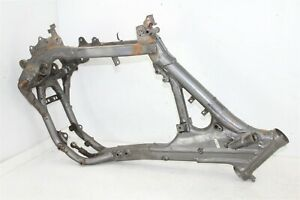 2001 Suzuki DRZ400E Main Frame Chassis BOS Only