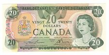 Canada 1979 $20 Banknote Lawson-Bouey 50381506278