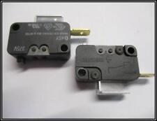 Cherry Miniatur Micro Schalter Microswitch D45Y Schließer 16A 250VAC 2 Stück