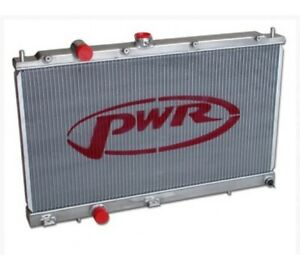 PWR Radiator 55mm fits Holden EH 6 Cyl PWR5530