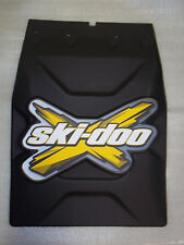 SKI-DOO MXZ X REV-XP CHASSIS RACE SNOW FLAP 52001441 & DECAL 516003647