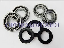 FRONT DIFFERENTIAL BEARING SEAL KIT KAWASAKI BAYOU 300 KLF300 1989-2005 4X4 4WD