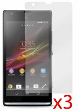 Hellfire Trading 3x Sony Xperia SP M35h C5302 Screen Protector Cover Foil Guard